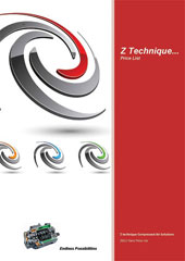 Our Ztechnique Catalogue is available