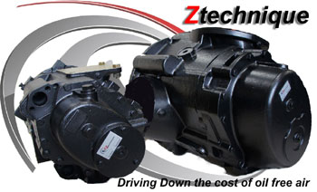 Welcome to Z Technique Genuine and NON OEM Atlas Copco Oil Free Spare Parts