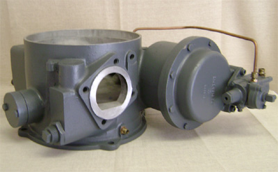 ZR5 Unloader Head Assembly Refurbished