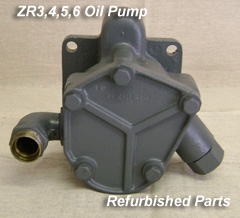 Refurbished parts for Oil Free Z and MD equipment